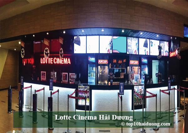 Lotte Cinema Hải Dương