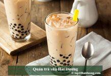 Quán trà sữa Hải Dương