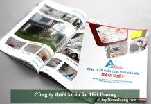 Công ty thiết kế-in ấn Hải Dương