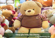 Shop gấu bông Hải Dương